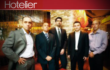 Caterer Middle East Roundtable July 09 on the future of F&B industry in the Region